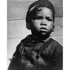 African American Boy, 1939