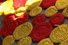 Disney – In the Craft Room – Crocheting Hidden Mickey Medallions Disney Crochet Patterns, Crochet Disney, Crochet Baby, Crochet Afghans, Crochet Blankets, Crochet Stitches, Baby Blankets, Knitting Patterns, Mickey Mouse Crafts