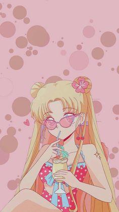 Arte Sailor Moon, Sailor Moom, Sailor Moon Fan Art, Sailor Moon Character, Sailor Moon Usagi, Sailor Moon Crystal, Cute Anime Wallpaper, Cute Cartoon Wallpapers, Animes Wallpapers