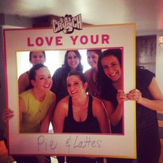 Love Your Pie & Lattes #LoveYourWorkout