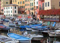 Italian Riviera Travel Destinations - Genoa to Tuscany