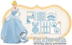 Cinderella Birthday Party   Peonies and Poppy Seeds: