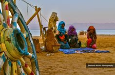 Bedouin accessories - Habiba Camp - Egypt