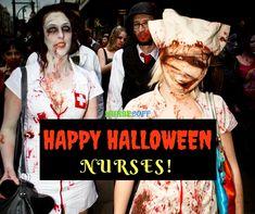 Happy Halloween! #nursebuff #nurses #happyhalloween