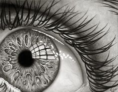 """""""THE EYE""""  by ~Efra270 -   Traditional Art / Drawings / People"""