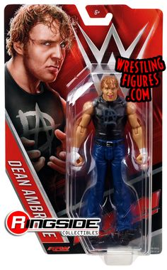Dean Ambrose - WWE Series 56 WWE Toy Wrestling Action Figure