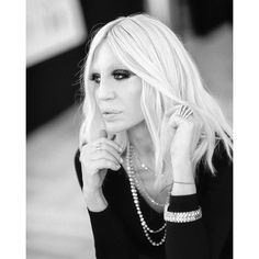 I love to check every detail....Even if I drive everybody crazy!! - @Donatella_Versace