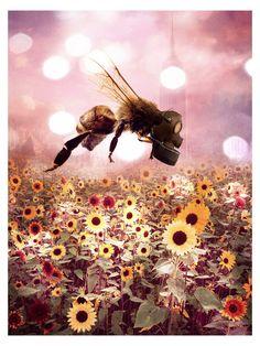 last bee by beyzayildirim77.deviantart.com