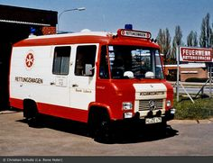 Einsatzfahrzeug: Florian Lübeck 08/41-01 (a.D.) - BOS-Fahrzeuge - Einsatzfahrzeuge und Wachen weltweit