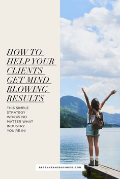 Want mind blowing results for your clients? Here's the number one thing that will help them hit and surpass their goals while working with you!