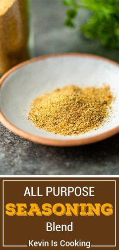 Homemade Spice Blends, Homemade Spices, Spice Mixes, Homemade Chili Seasoning, Seasoning Mixes, Homemade Seasonings, Meat Recipes, Cooking Recipes, All Purpose Seasoning
