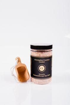 Christopher Courtney Serenity -Thalassotherapy Spa Bath Salts