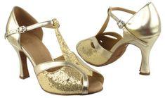 Very Fine SERA 7017 Ladies Salsera Latin Rhythm Tango Salsa dance shoes