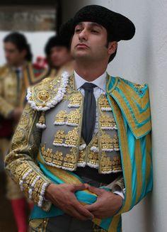 Morante de la Puebla, el artista.
