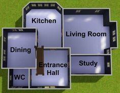 A basic Sim home