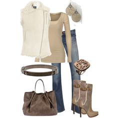 """Untitled #210"" by alison-louis-ellis on Polyvore    Needs some red somewhere... a scarf maybe?"
