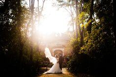 Karla and Josh's wedding at Hacienda Uayamon in Campeche, Mexico