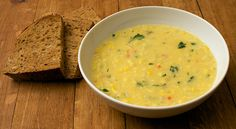 We're not big fans of frozen vegetables (unless they are peas or broad beans) but we set our reservations aside to try this soup and we weren't disappointed. Sweetcorn & chilli soup…