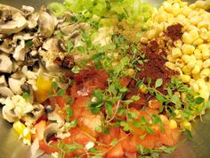 Sunfired raw food recipes from dr aris latham optimal well raw tomato chili ingredients ani phyo raw food taco nut meat forumfinder Image collections