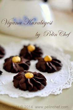 PelinChef-viyana kurabiyesi