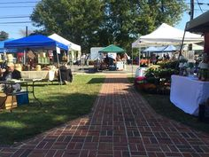Saturday is Market Day at Tappahannock Farmers' Market in Virginia 9am - 1pm http://www.farmersmarketonline.com/fm/TappahannockFarmersMarket.html