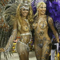 Trinidad carnival or Brazil carnival? Let you know after carnival in Brazil 2013!