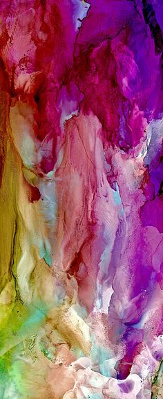Beauty And Flow Painting