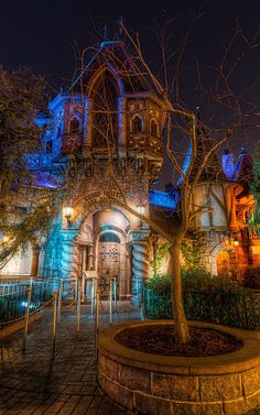 Snow White's Scary Adventure in Fantasyland Disneyland