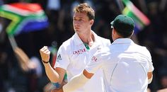 Test: Dale Steyn bowls South Africa to victory New Africa, South Africa, Africa News, Cricket, Victorious, Pakistan, African, Sports, Bowls