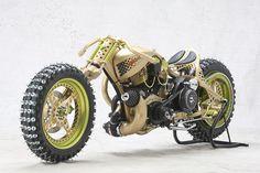 TGSによるSeppster 2氷のレーサーカスタムバイク