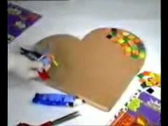 Mosaics: How to Create a Mosaic with Pre Cut Glass  Make real glass mosaic stepping stones without ever having to cut a piece of glass! Pre cut stained glass kits are great idea for any crafter not comfortable cutting glass, or are short on time.  DelphiGlass.com offers pre-cut glass kits for mosaics and thousands of other mosaic and craft supplies.