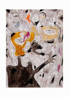 Tiago Sinhor Arte: Após Joan Miró