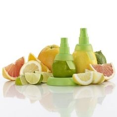 Citrus Spray - Flavor your soft drinks and cocktails or season your salads, seafood or other recipes with a light mist of fresh citrus.