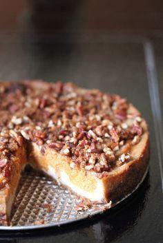 Kitchen Grrrls.: Vegan Pumpkin Cheesecake