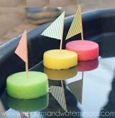 4 Fun DIY Water Activities for