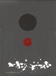 Untitled by Adolph Gottlieb  ( 1903–1974)