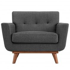 Engage Wood Armchair