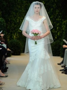 6 Gorgeous Gowns For Every Bride From Carolina Herrera