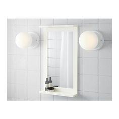 SILVERÅN Espejo con estante  - IKEA