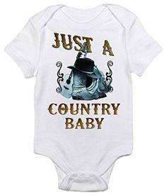 Country Baby Onesies at http://www.amazon.com/Country-One-piece-Bodysuit-Romper-Months/dp/B01483QYGI/ref=sr_1_1?s=apparel&ie=UTF8&qid=1440133508&sr=1-1&nodeID=7141123011&keywords=baby+onesies