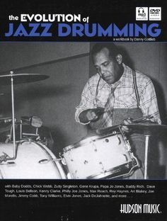 The Evolution of Jazz Drumming - DVD/CD