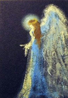 Angels are watching over us Angel Images, Angel Pictures, Seraph Angel, Angels Among Us, Angel Eyes, Angel Art, Beautiful Paintings, Figurative Art, Acrylic Paintings