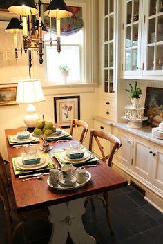Tallgrass Design: Mary Carol Garrity Spring Home Tour