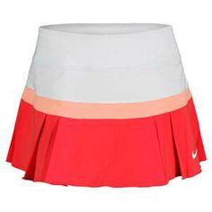 NIKE WOMENS WOVEN PLEATED TENNIS SKIRT #nike #tennisskirt #tennis #endlesstennis