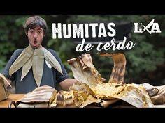 Humitas de Bondiola Desmenuzada a la Parrilla - Receta de Locos X el Asado - YouTube