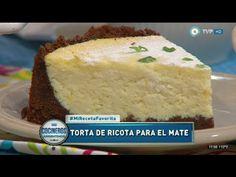 Torta de ricota en base de chocolate - Recetas – Cocineros Argentinos