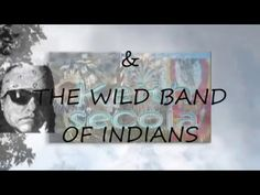 """KEITH SECOLA & THE WILD BAND OF INDIANS """"SNAKE HANDLER"""""""