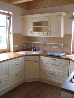 Häcker Küchen: Bristol Vanille #Landhausstil | Küche Landhausstil ... | {Häcker küchen landhausstil 18}