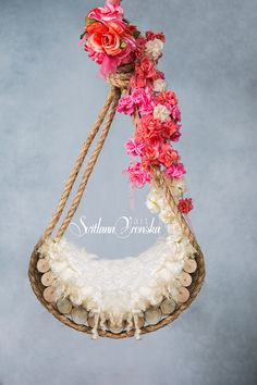 Digital Backdrop prop for newborn photography, wooden swing, newborn backdrops, digital prop by SvitlanaVronskaART on Etsy