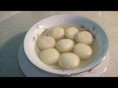 How to make roshgulla (Bangali sweet) - YouTube